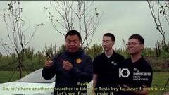 Des chercheurs chinois piratent une Tesla
