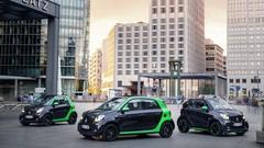 Smart électriques : les Fortwo et Forfour ED au Mondial de Paris 2016