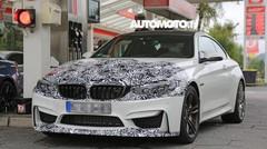 Le restylage du BMW M4 2017