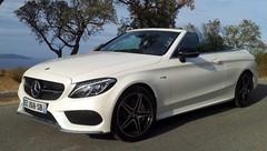 Essai Mercedes Classe C Cabriolet : Plein air en famille