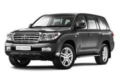 Un V8 pour le Toyota Land Cruiser Station Wagon