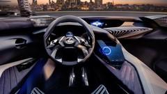 Le concept Lexus UX dévoile son intérieur