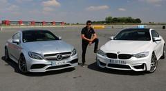 Essai BMW M4 Compétition vs Mercedes AMG C63 Coupé : machines à plaisir