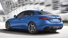 Alfa Romeo Giulia Veloce : graine de trèfle