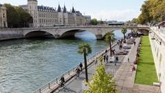 Voies sur berges piétonnes: le Conseil de Paris vote la mesure