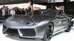 Bientôt une future berline chez Lamborghini ?