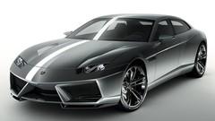 Lamborghini : bientôt une berline quatre portes ?