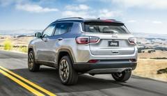 Jeep officialise le retour du Compass