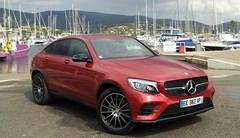 Essai Mercedes GLC Coupé : Un SUV habillé sportif !