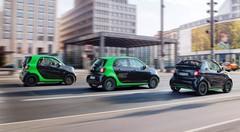 Toutes les Smart roulent aussi à l'électricité !