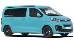 Citroën présente un nouveau camping-car