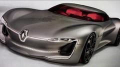 Les premières images du concept Renault TreZor