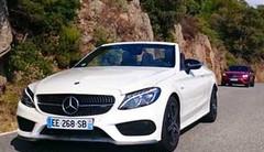 Essai Mercedes GLC coupé & C cabriolet
