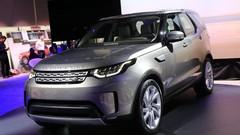 Au régime, le nouveau Land Rover Discovery