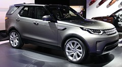 Land Rover Discovery : le petit Range