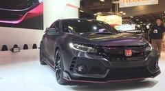 Honda Civic Type R : un prototype de la future Type R au Mondial 2016