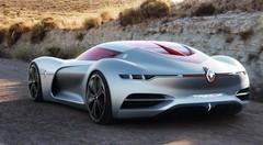 Renault TreZor Concept : le futur de Renault démarre ici