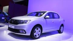 Dacia Logan : les photos de la nouvelle Logan au Mondial 2016