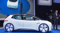 Volkswagen I.D. Concept, un futur électrisant