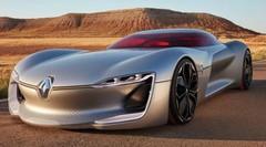 Renault Trezor : un parfum électrisant