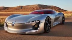 Renault TreZor : la supercar du futur selon le losange