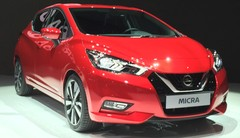 Nissan Micra (2016) : premières photos officielles au Mondial de Paris