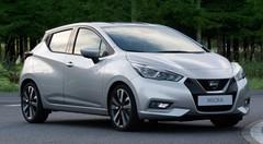 Nouvelle Nissan Micra !