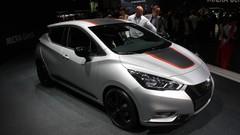 Nissan Micra 5 : franco-japonaise