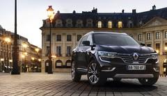 Renault Koleos Initiale Paris : luxe français