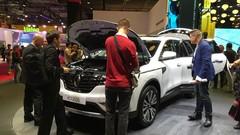 Renault Koleos Initiale Paris : le grand SUV Renault attire les foules