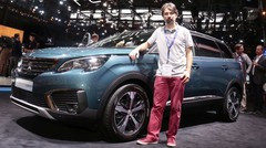 A bord du 5008, le grand SUV Peugeot à 7 places