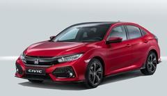 La nouvelle Honda Civic se dévoile