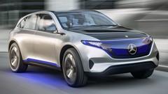 Le concept Génération EQ prépare l'arrivée d'un SUV électrique Mercedes