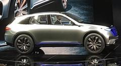 """Mercedes lance sa nouvelle gamme électrique """"EQ"""""""