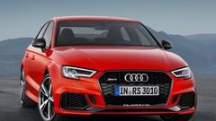 Fidèle au cinq-cylindres, la nouvelle Audi RS3