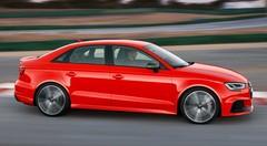 L'Audi RS 3 gagne un coffre et des chevaux