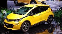 L'Opel Ampera-e fait sa première mondiale