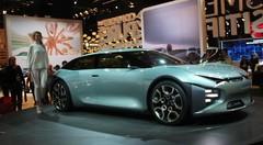 Citroën CXperience Concept : héritage