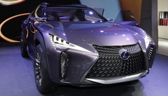 Lexus UX Concept : un SUV compact de luxe en filigrane