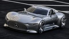 Mercedes prépare une hypercar à moteur hybride