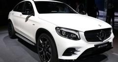 Mercedes-AMG GLC 43 Coupé : la gueule de l'emploi