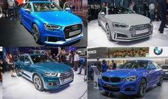 Mondial de l automobile 2016 : Les nouveautés allemandes