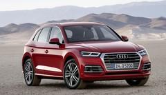 Mondial de l'Auto 2016 : Audi Q5