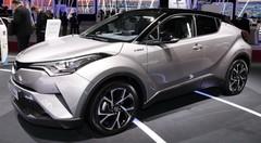 Le Toyota C-HR face à ses rivaux