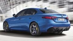 Alfa Romeo Giulia Veloce : un cran sous la Quadrifoglio Verde