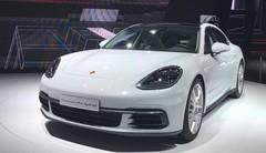 Porsche dévoile sa Panamera 4 E-Hybrid