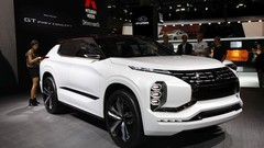 Mitsubishi GT PHEV Concept : l'Outlander en filigrane