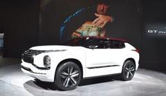 Avec le GT-PHEV, Mitsubishi lance encore un concept de SUV