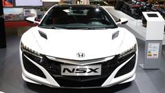 Honda NSX : la star japonaise dans les allées du Mondial