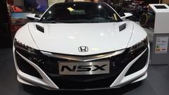 Honda NSX: survoltée